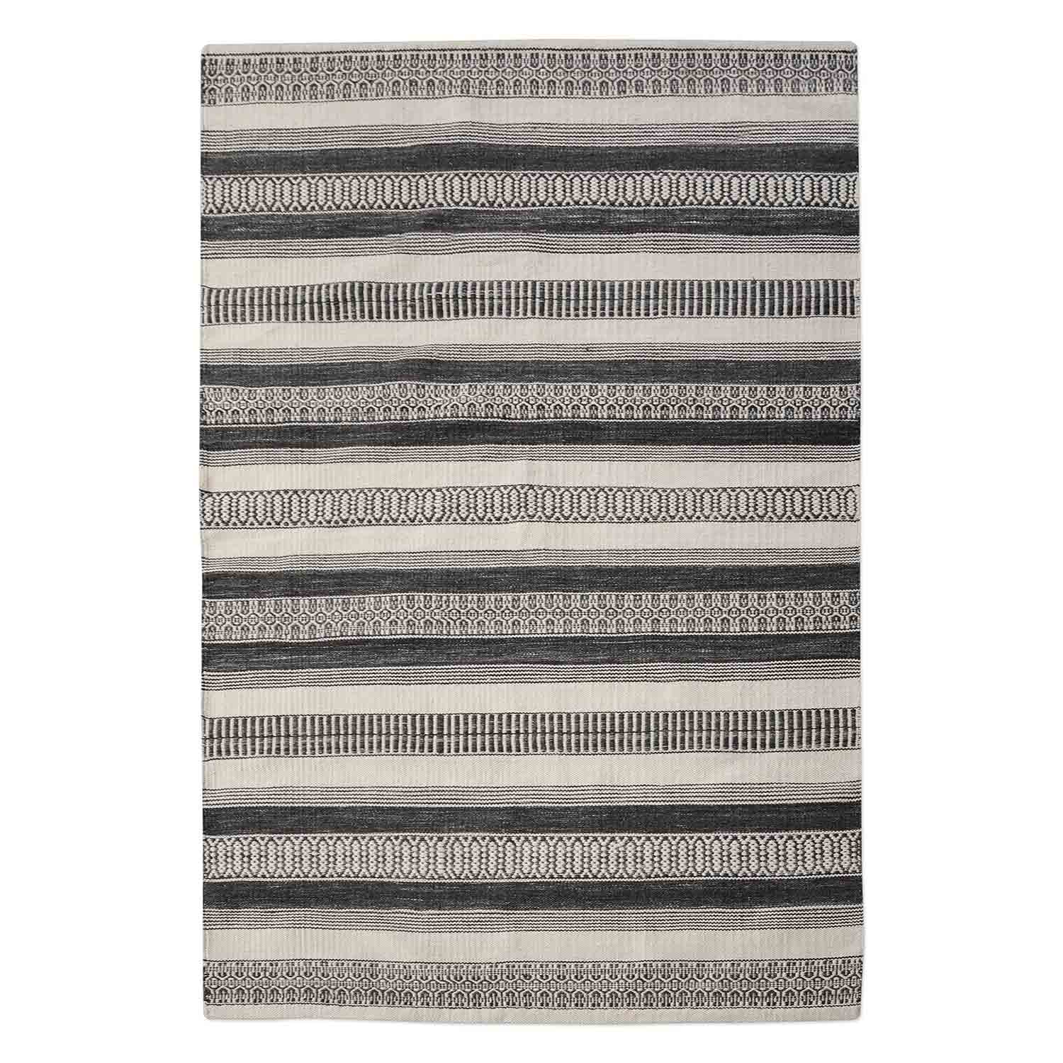 Uttermost Scottia 8 x 10 Rug - Charcoal