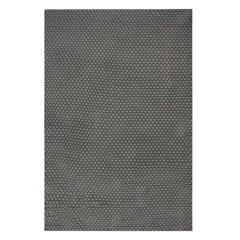 Uttermost Lydus 5 x 8 Rug - Dark Gray