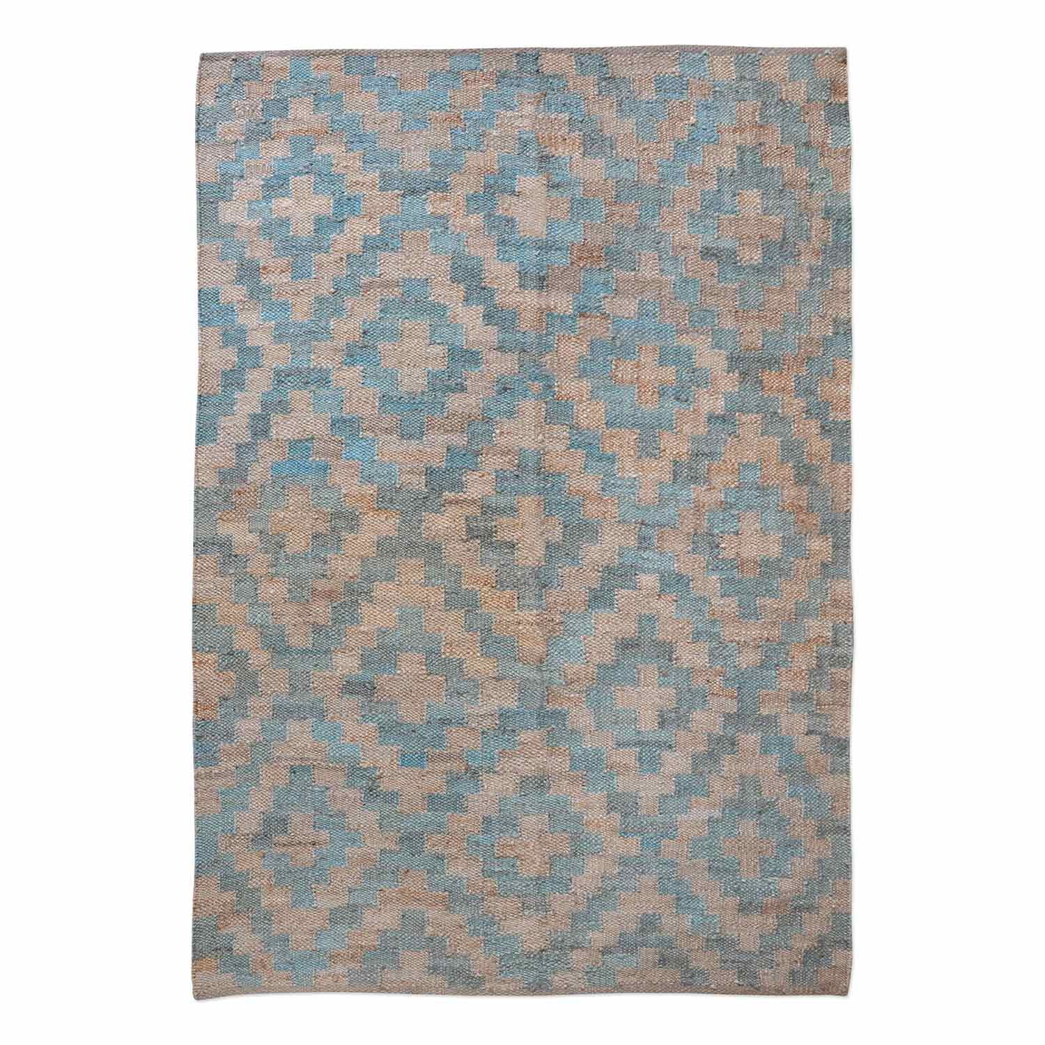 Uttermost Falco 5 x 8 Rug - Teal