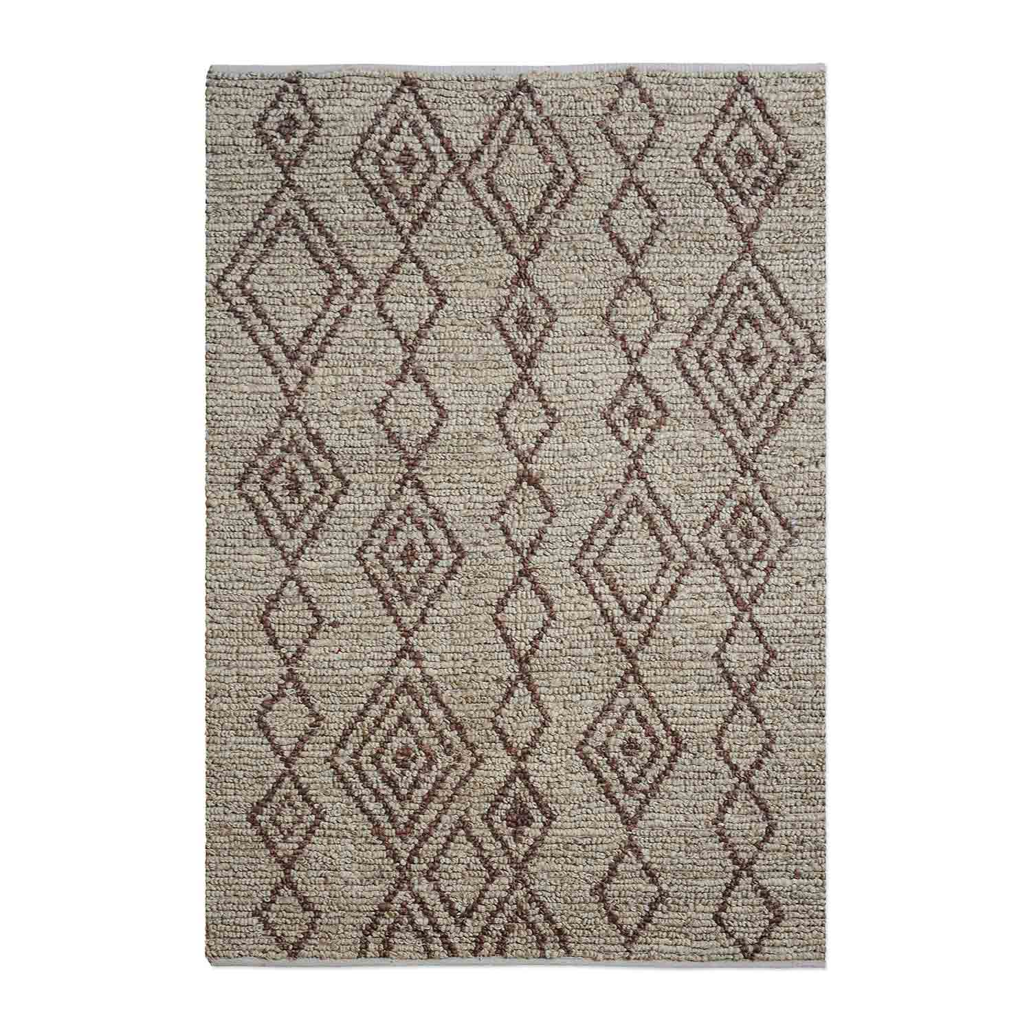 Uttermost Onam 5 x 8 Rug - Brown