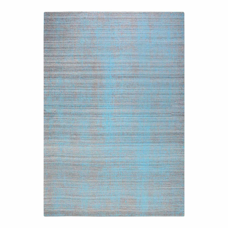 Uttermost Medanos 5 x 8 Rug - Aqua Gray