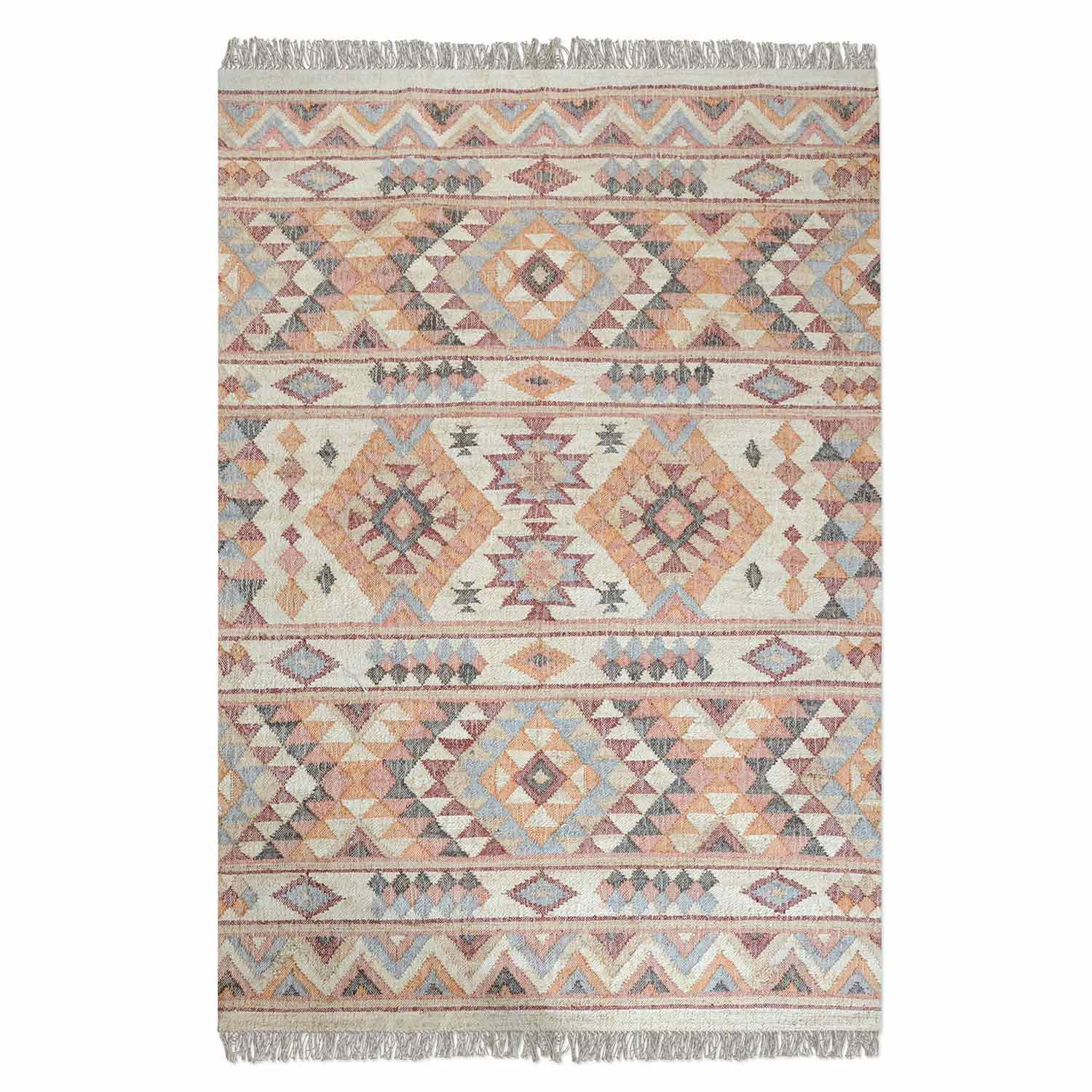 Uttermost Chaparral 9 x 12 Rug - Rust Orange