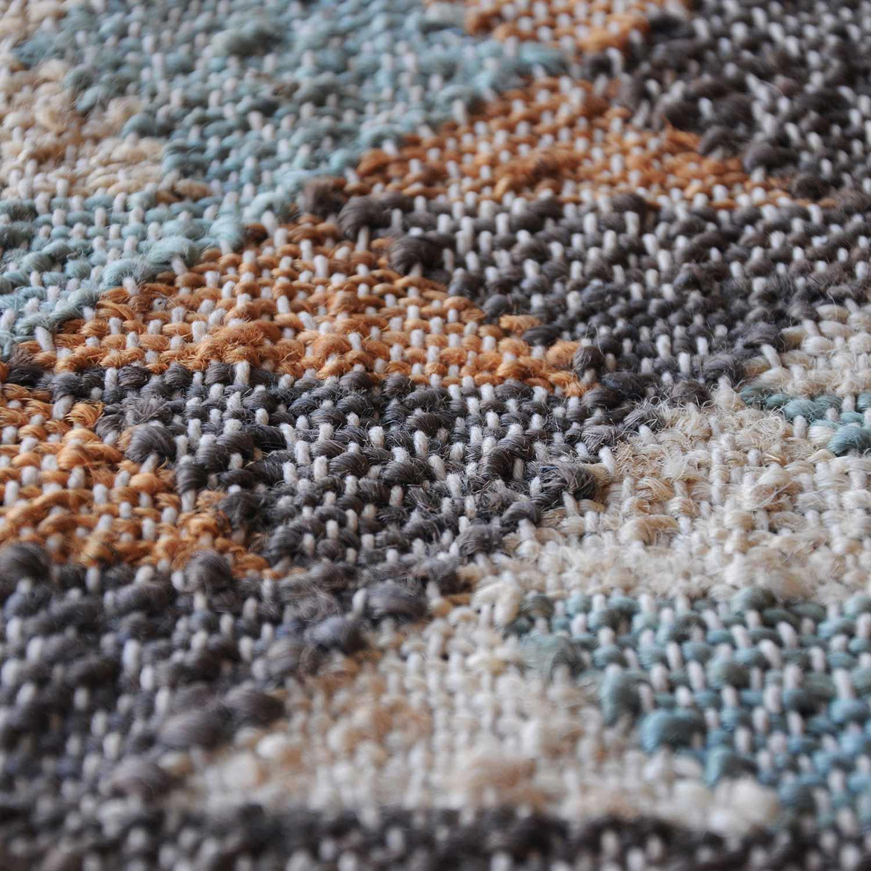 Uttermost Chaparral 9 x 12 Rug - Rust Orange