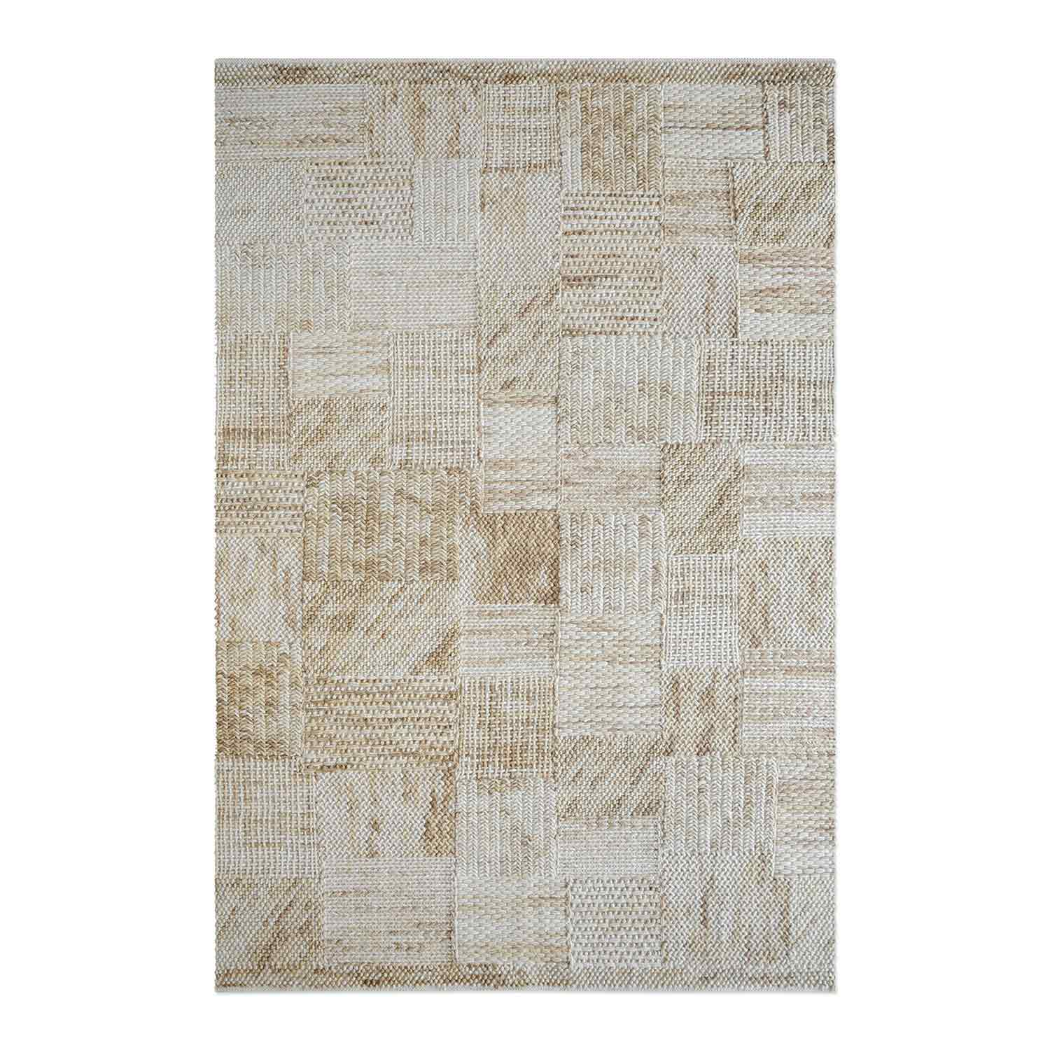 Uttermost Junction 8 x 10 Rug - Beige