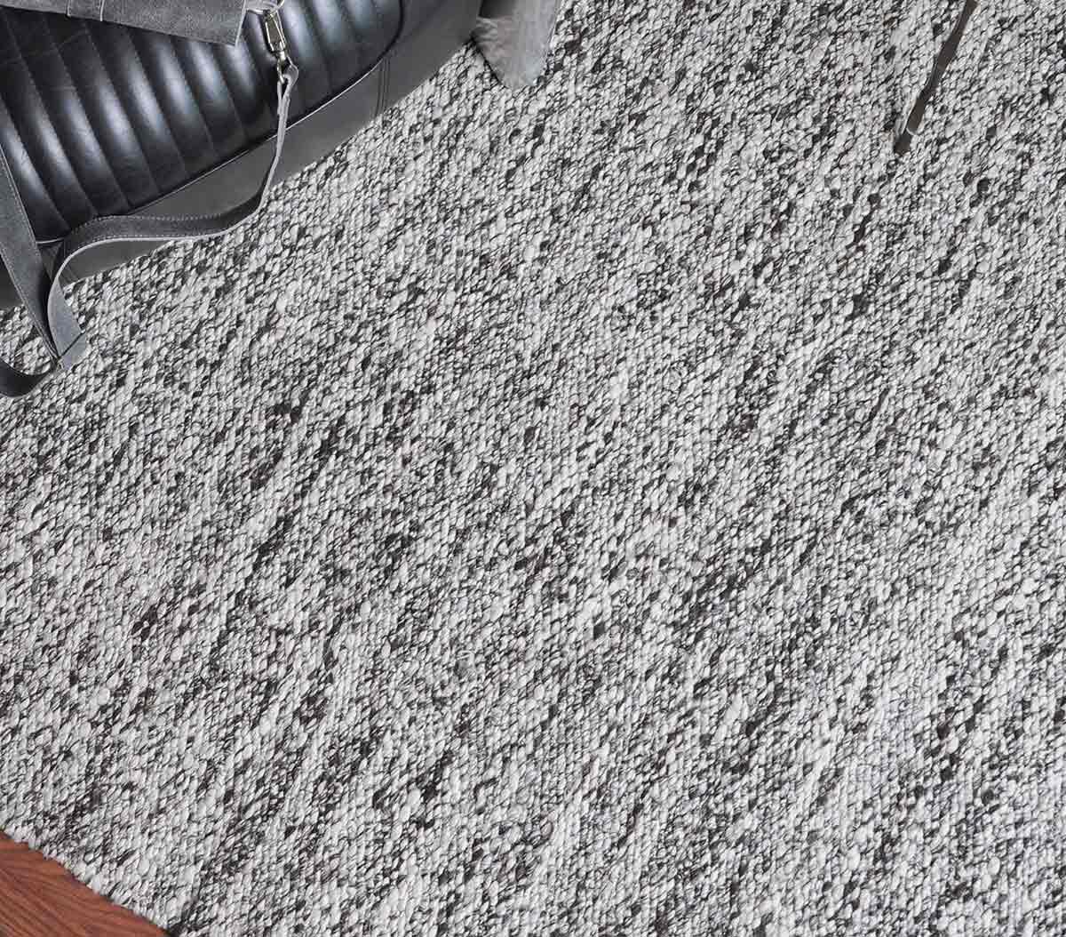 Uttermost Astra 5 x 8 Rug - Gray