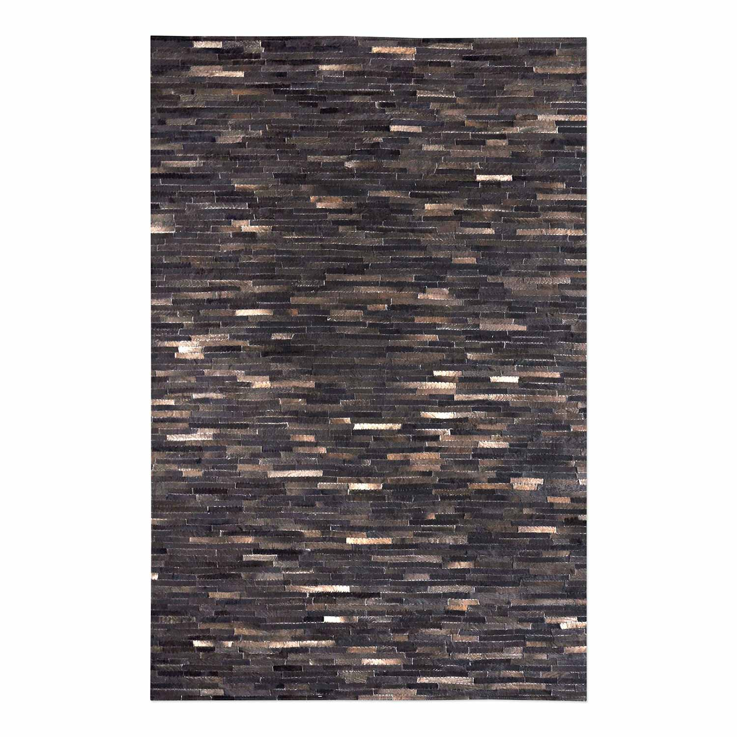Uttermost Tiago 5 x 8 Rug - Dark Brown