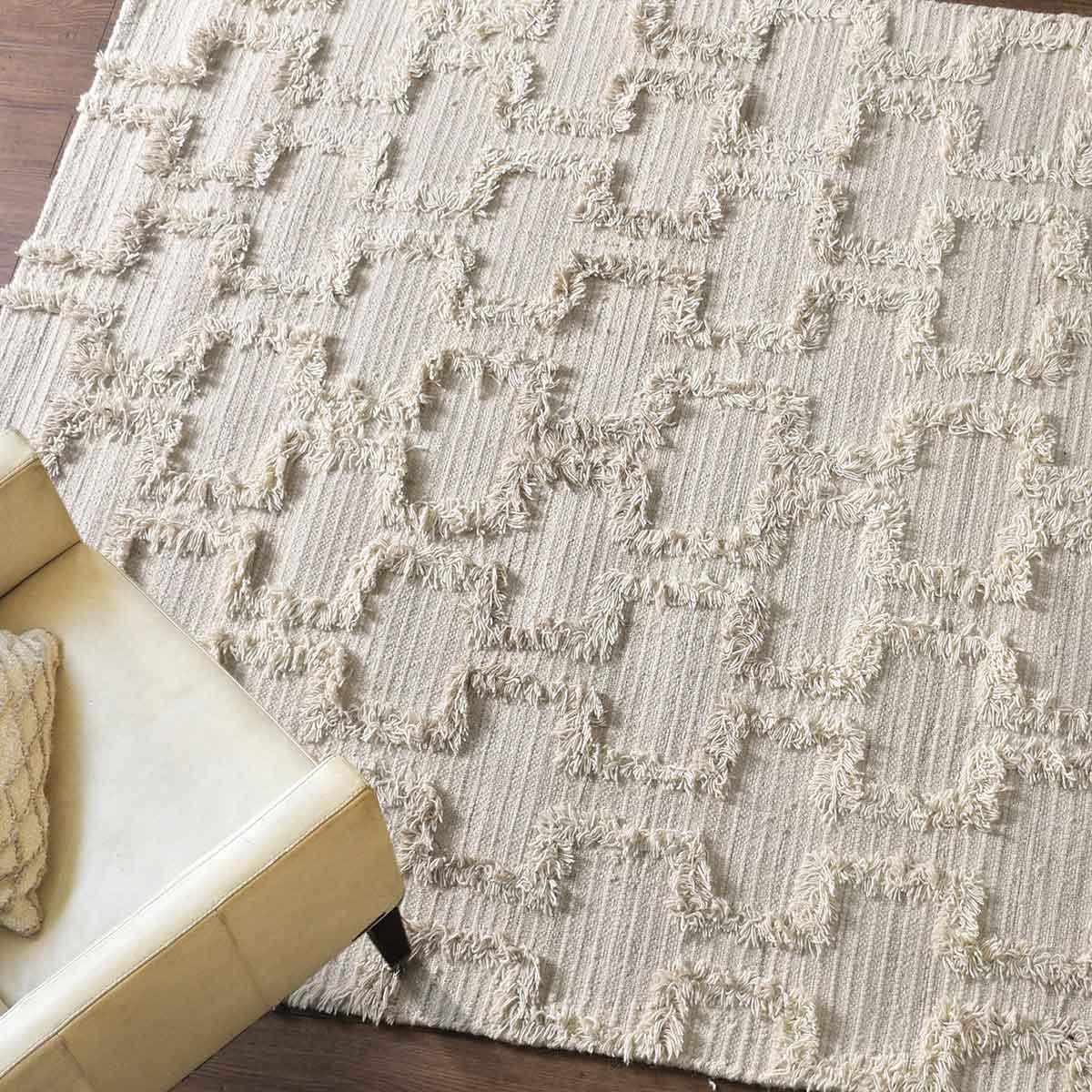 Uttermost Lapis 8 X 10 Rug - Ivory