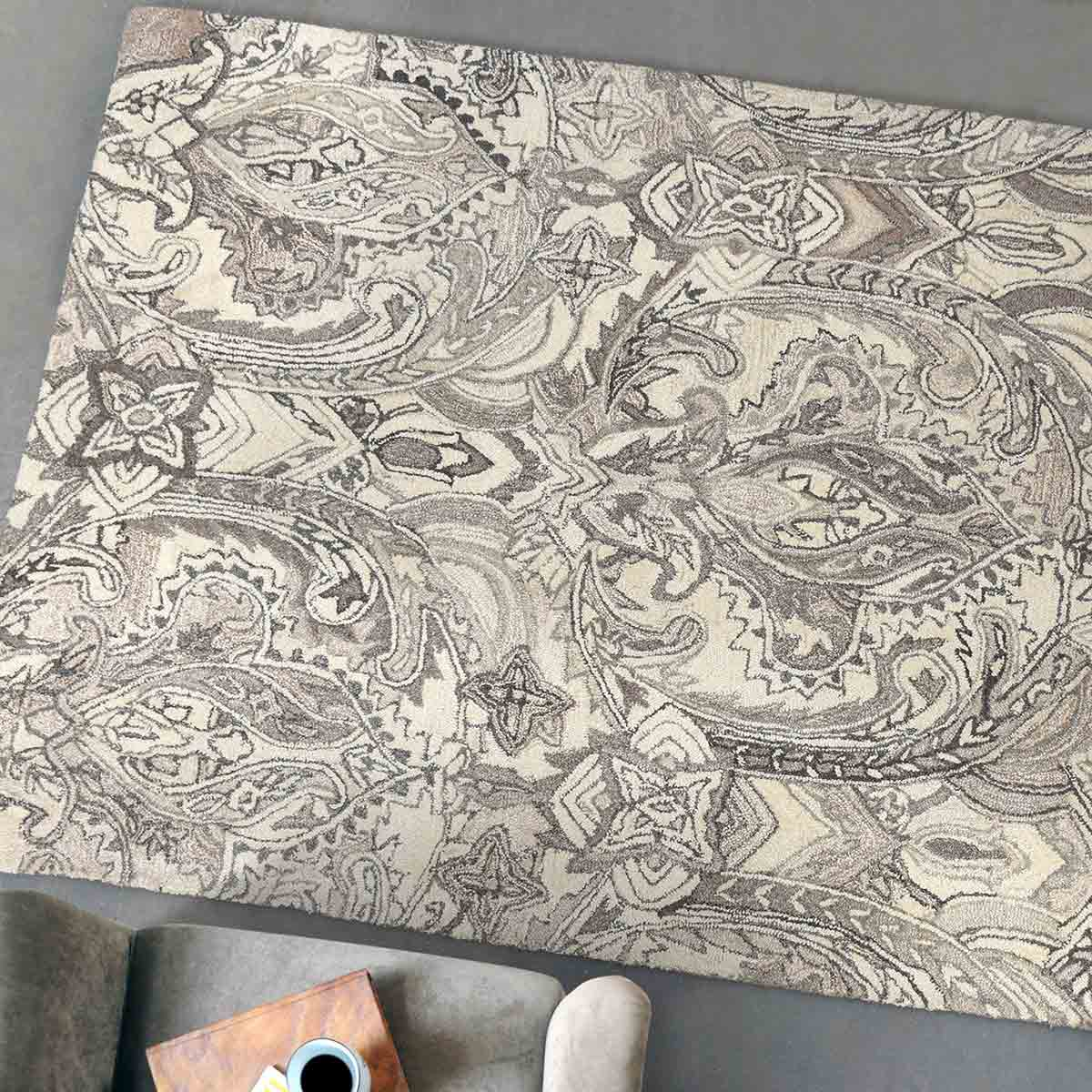 Uttermost Clairmont 8 x 10 Rug - Natural