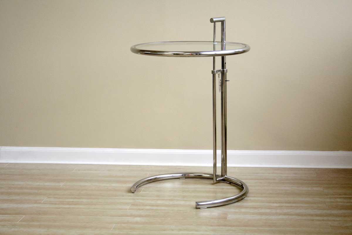 Bed Household Furniture Below Regarding Wholesale Interiors 316f Stainless Steel Eileen Gray