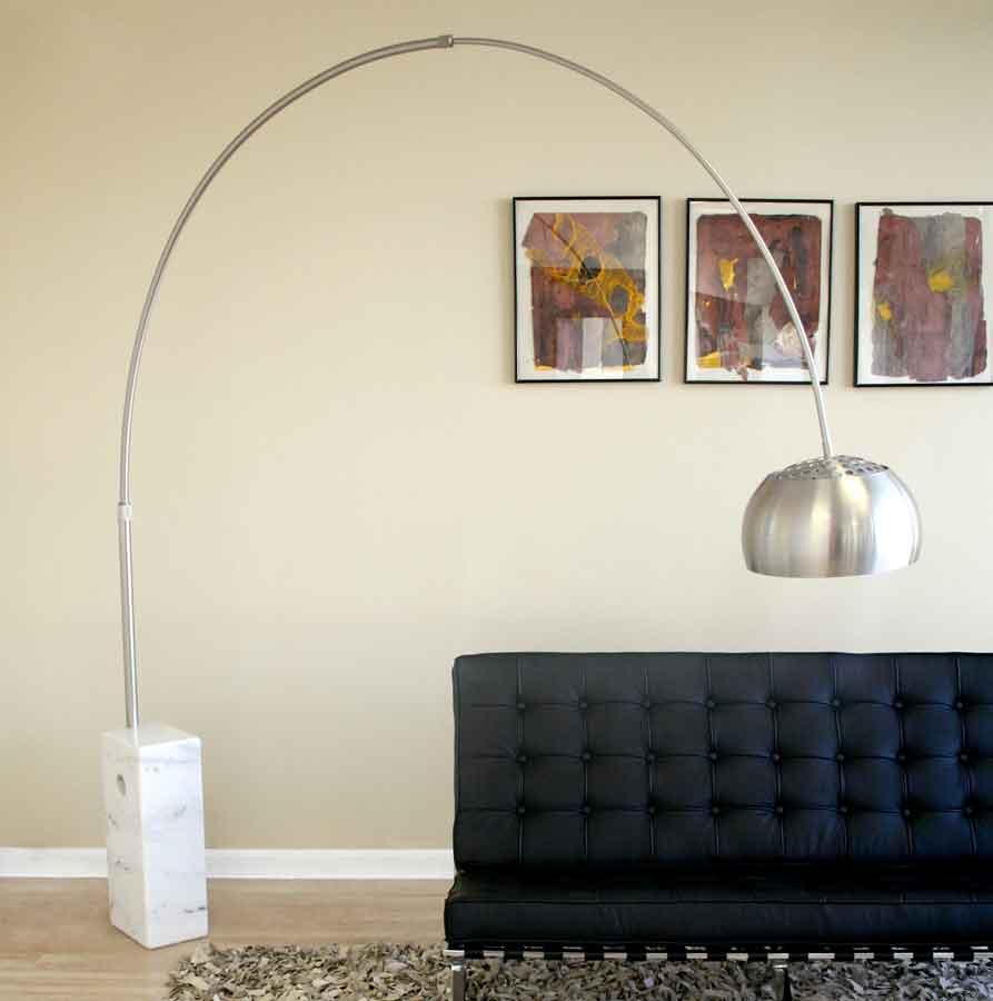 Wholesale Interiors 375A Arco Lamp