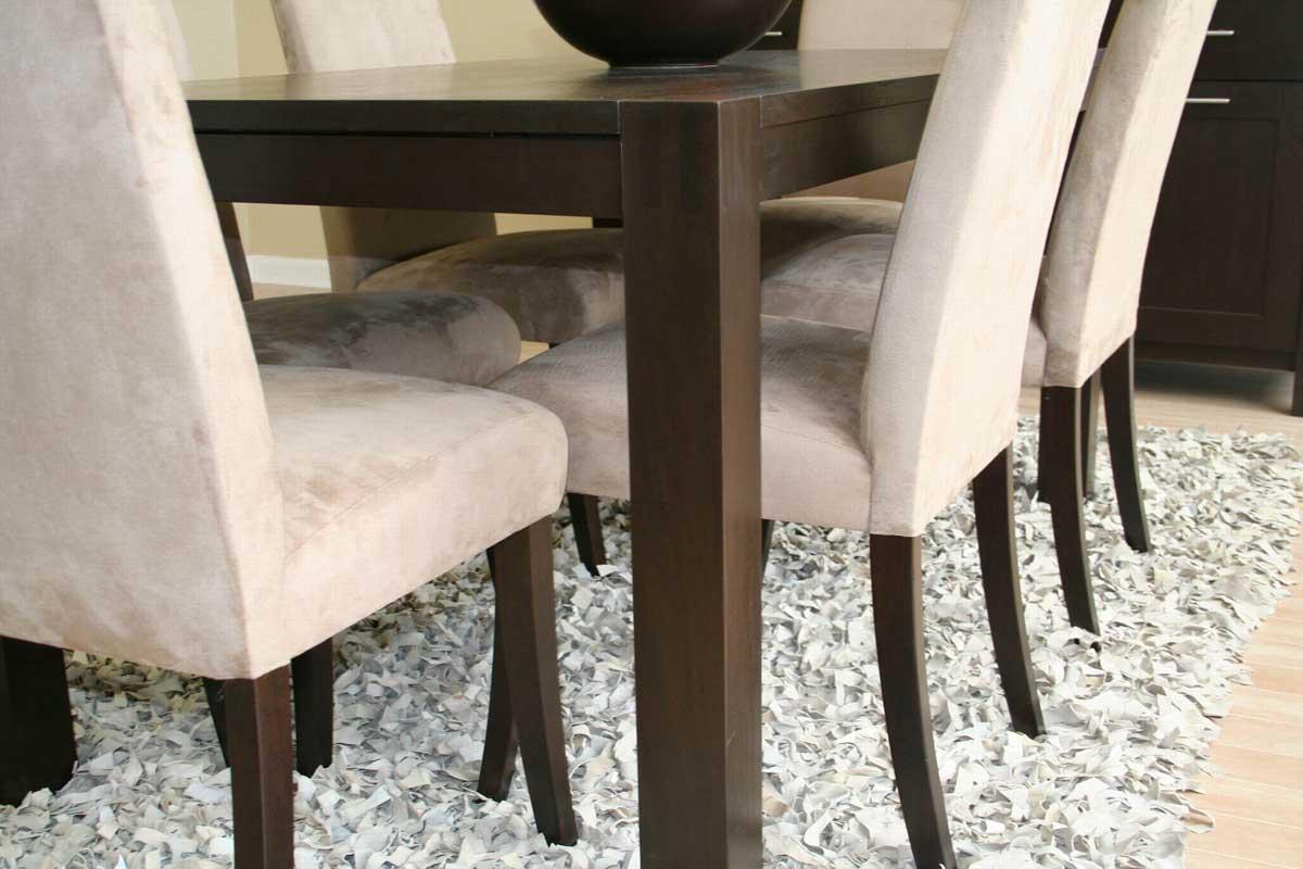 Wholesale Interiors Tessa Wenge Dining Table