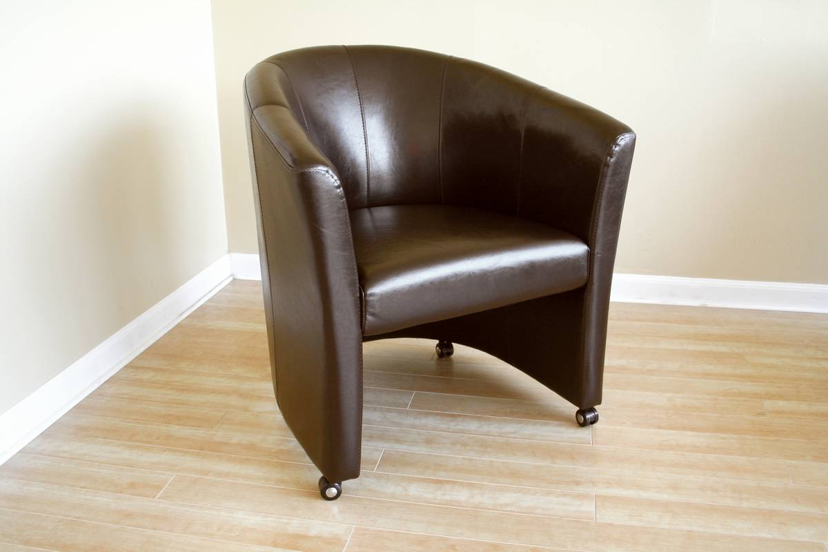 Wholesale Interiors A-131-J001-DK Club Chair