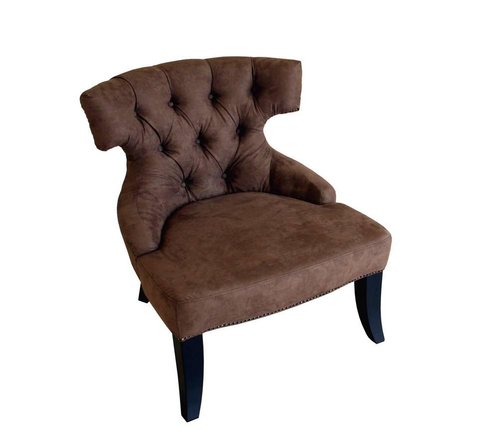 Wholesale Interiors A-172-CV-04 Micro Fiber Club Chair