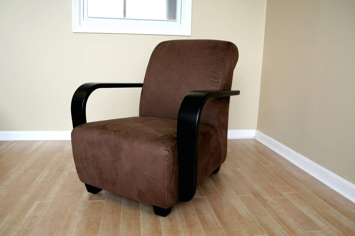 Wholesale Interiors A-188-CV-04 Micro Fiber Club Chair