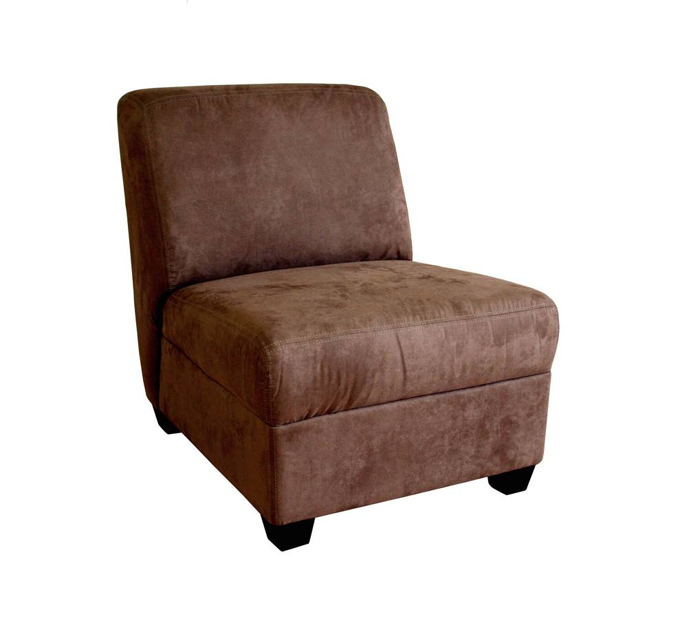 Wholesale Interiors A-85-CV-04 Micro Fiber Club Chair