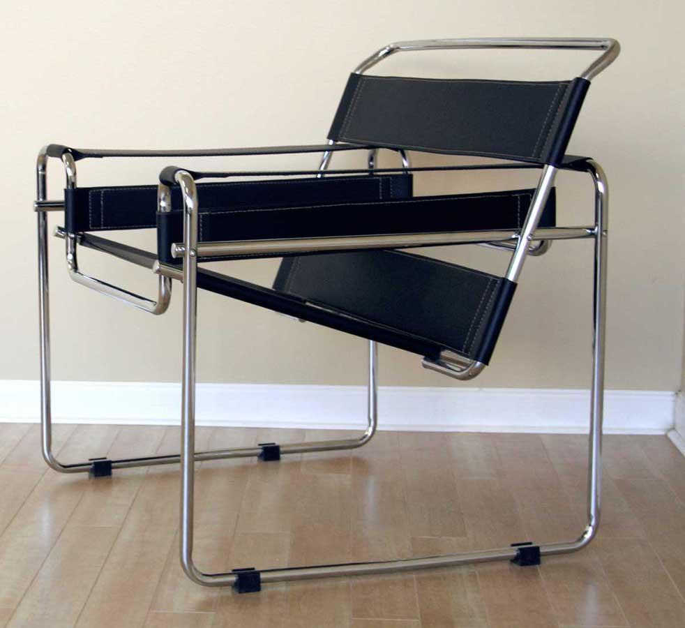 Wholesale Interiors Jericho Black Club Chair