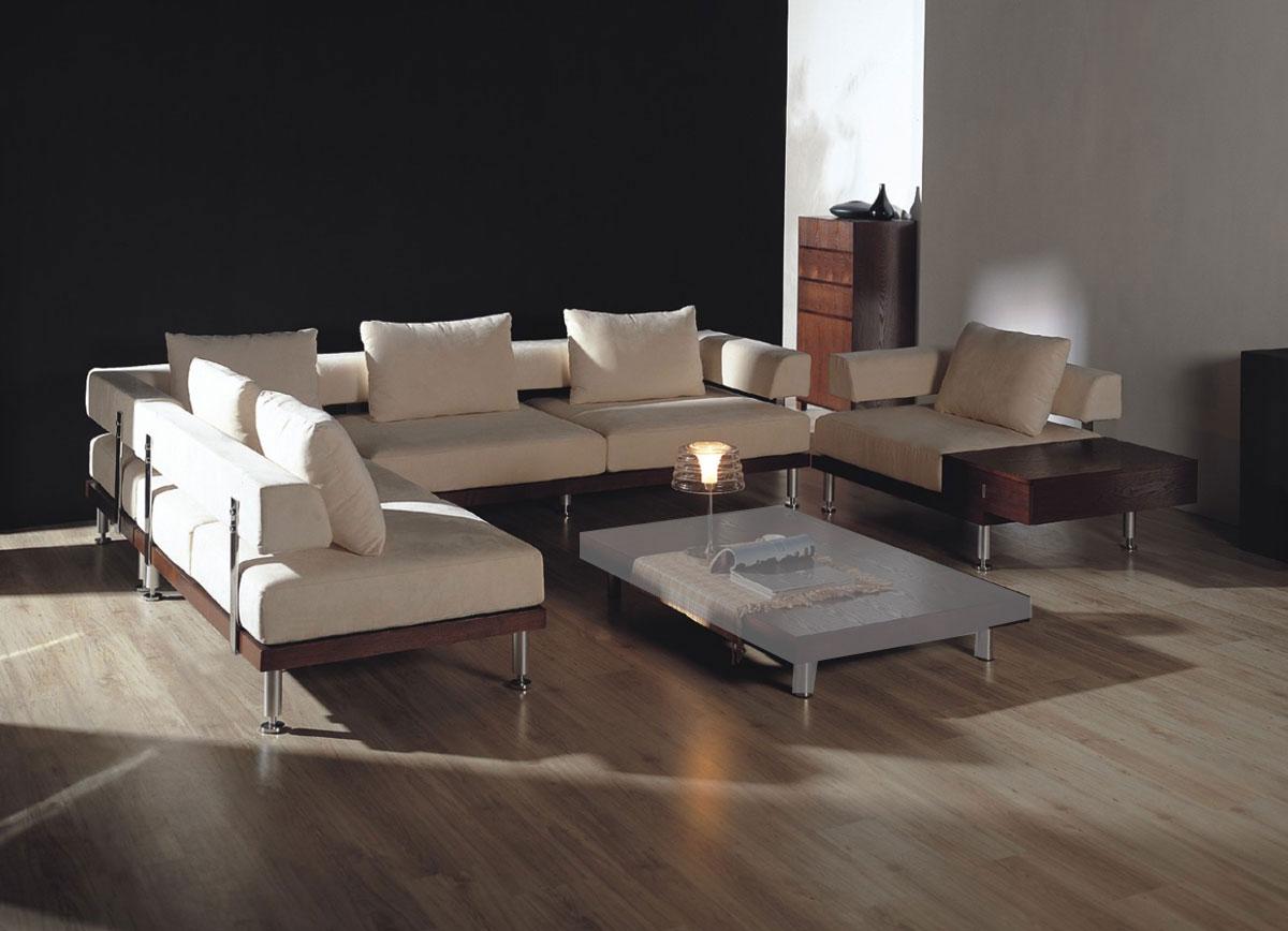 Wholesale Interiors CF-25-VEN-01 Microfiber Sofa Set