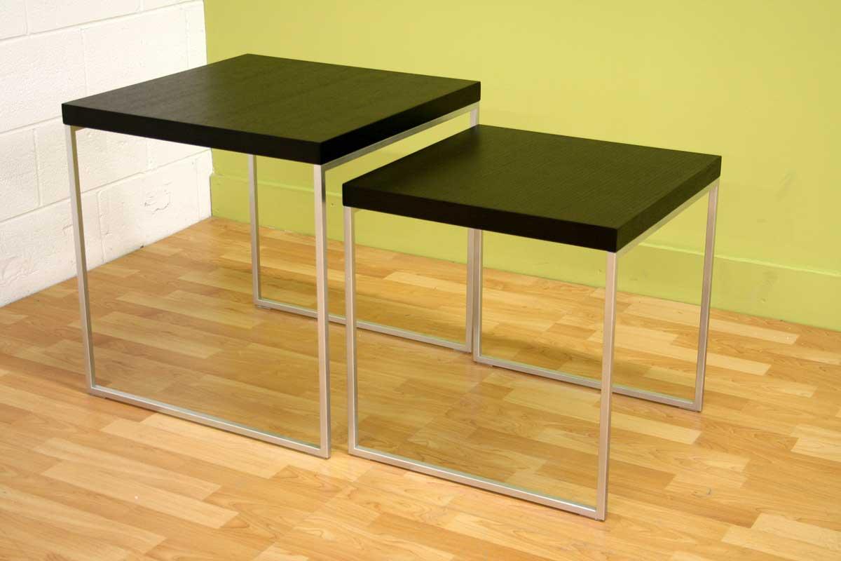 Wholesale Interiors Sinjin Nesting Coffee Table