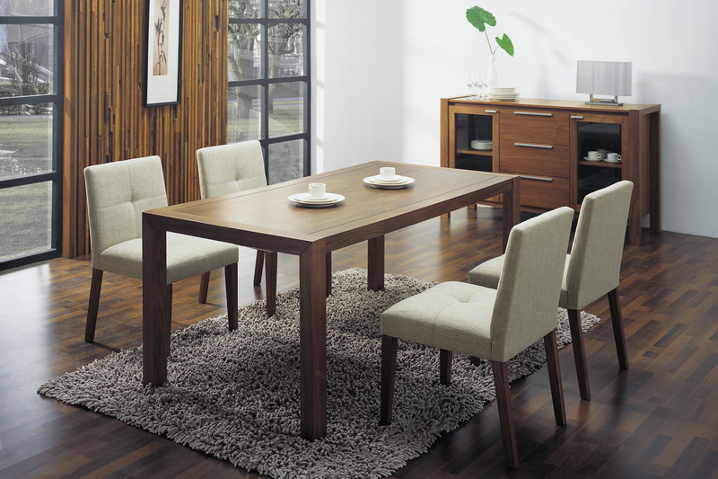 Wholesale Interiors Metro Dining Table Set