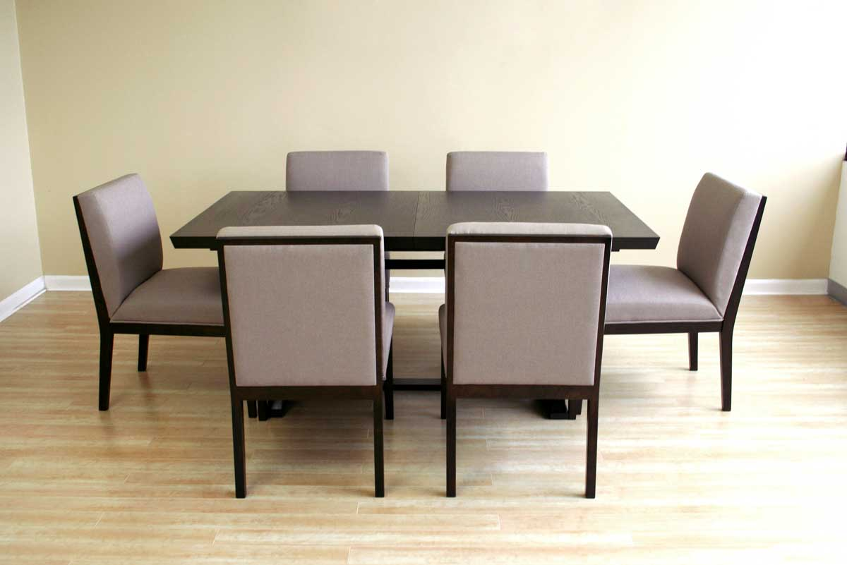 Wholesale Interiors Verna Wenge Dining Set