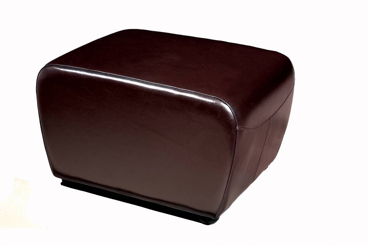 Cheap Wholesale Interiors OMY-051 Full Leather Ottoman