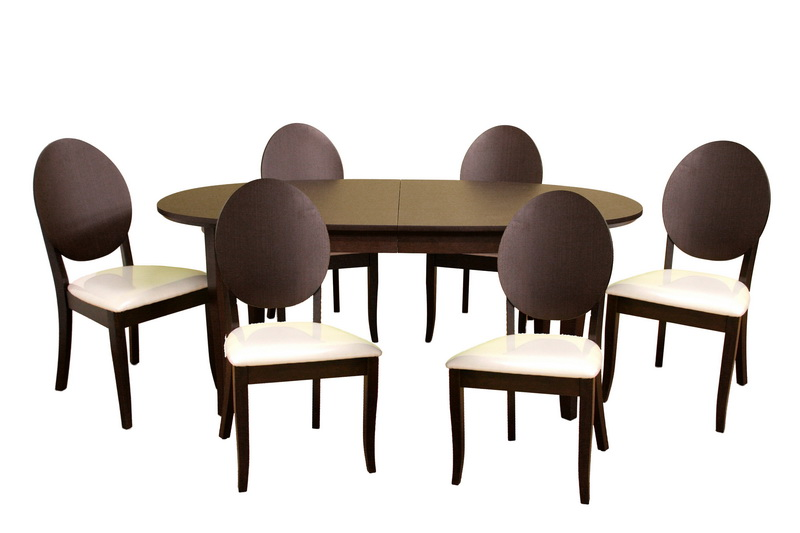 Wholesale Interiors Swan Dining Set