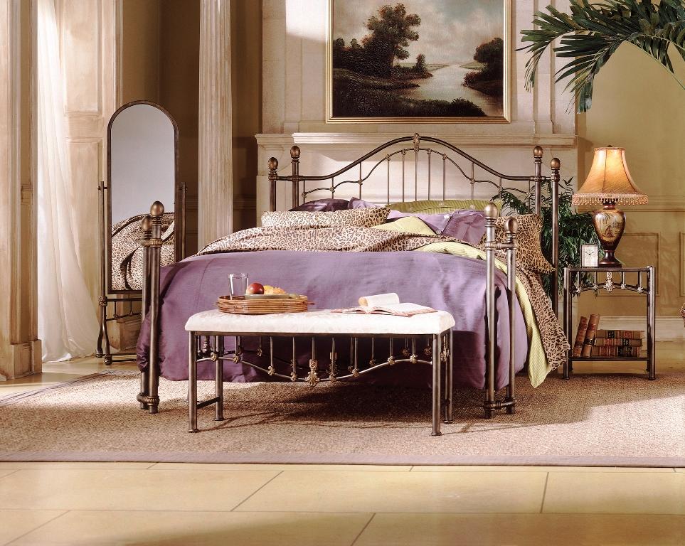Fashion Bed Group Westland Mirror