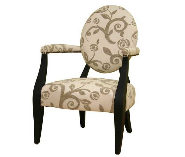Wholesale Interiors Demetria Club Chair