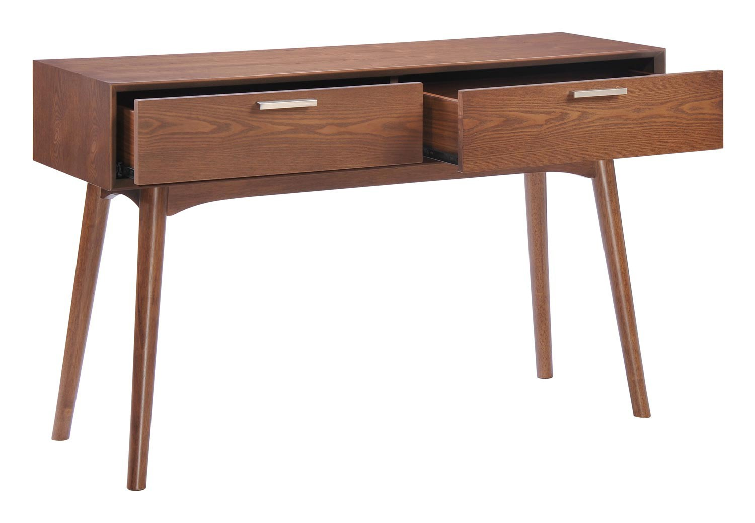 Zuo Modern Design District Console Table - Walnut