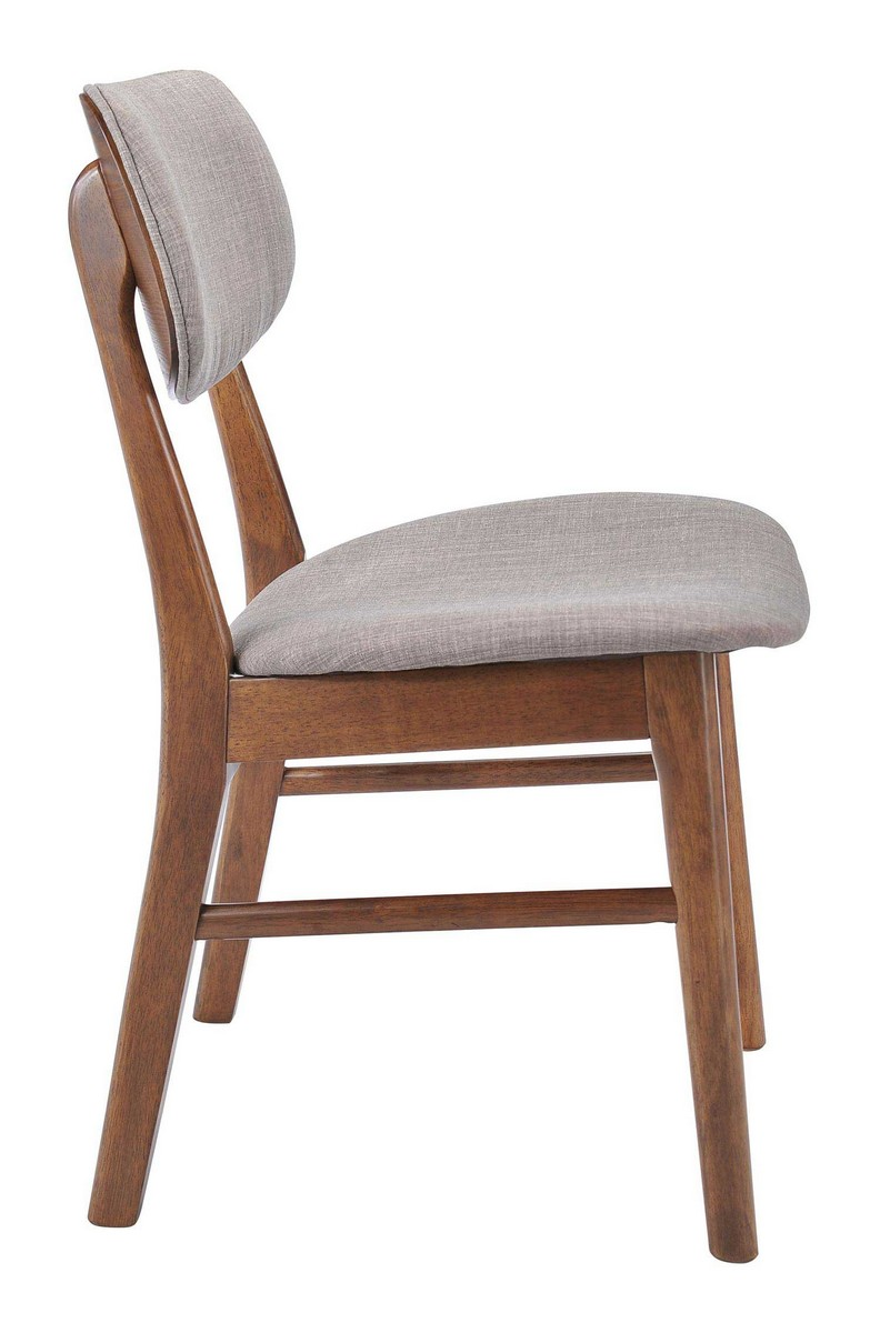 Zuo Modern Midtown Dining Chair - Dove Gray