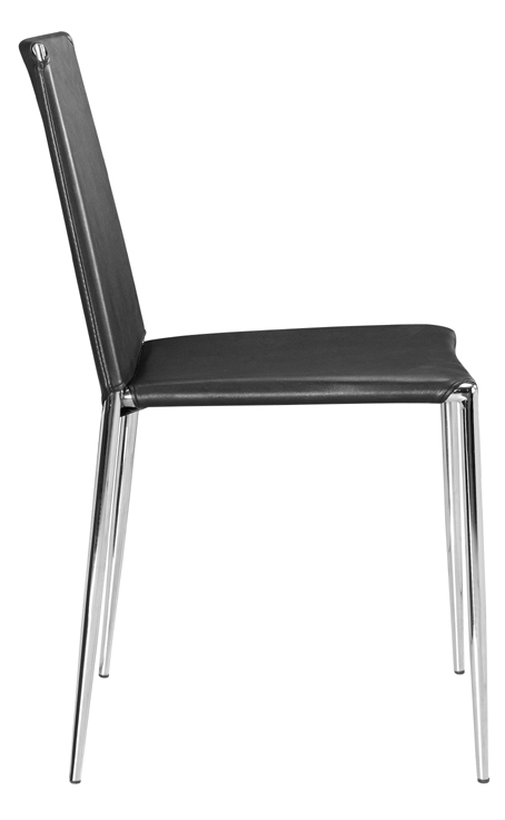 Zuo Modern Alex Dining Chair - Black
