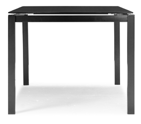 Liftoff Dining Table - Black - Zuo Modern
