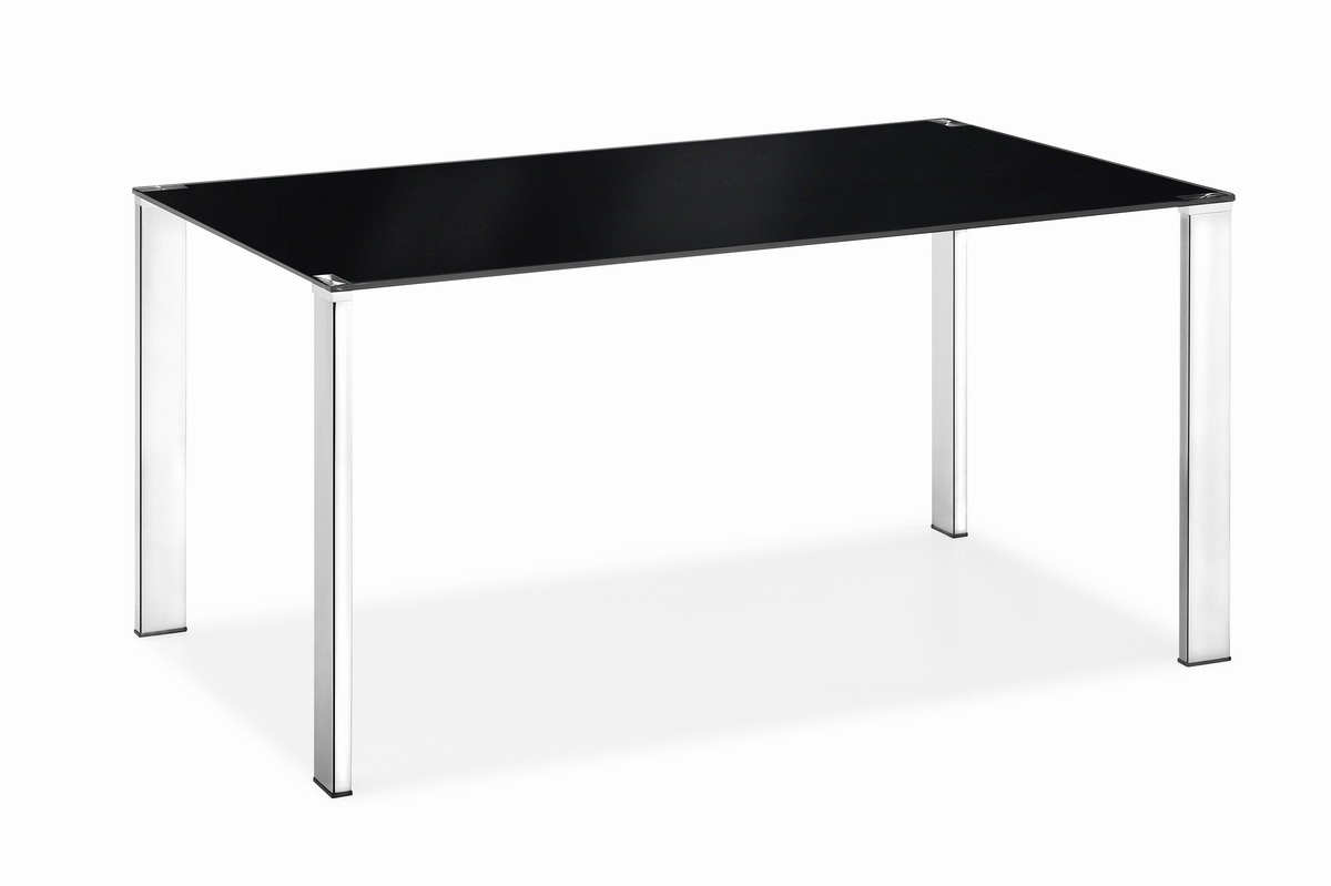 Zuo Modern Slim Dining Table - Black - Zuo Mod