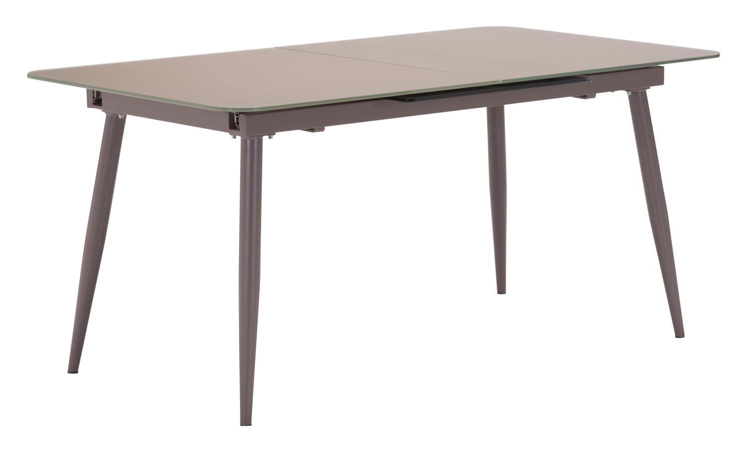 Zuo Modern Mercier Extension Dining Table Mocha ZM 102132 At