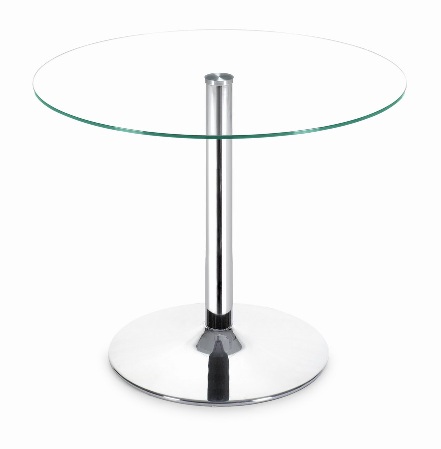 Zuo Modern Galaxy Dining Table Clear