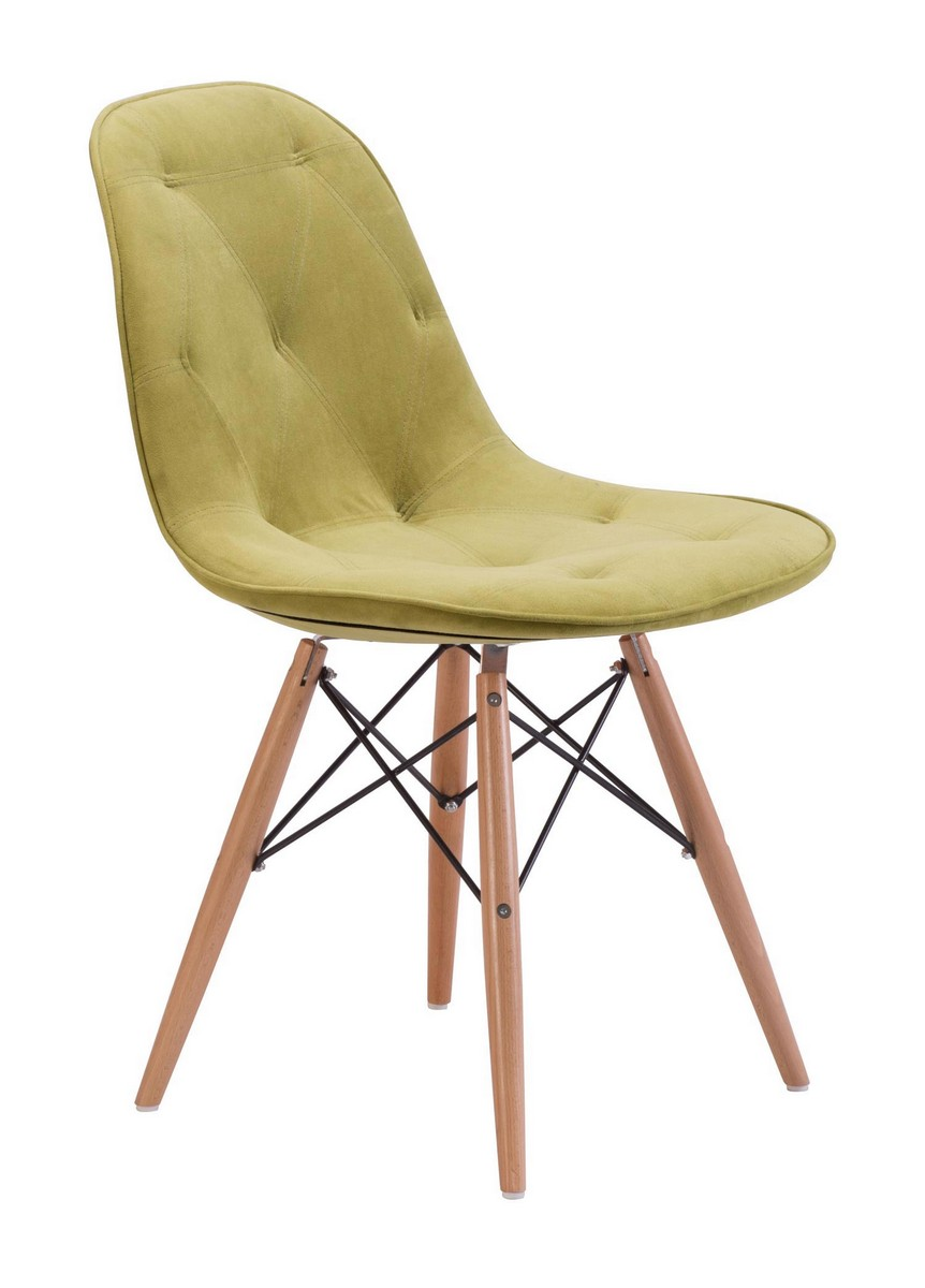 Zuo Modern Probability Dining Chair - Green