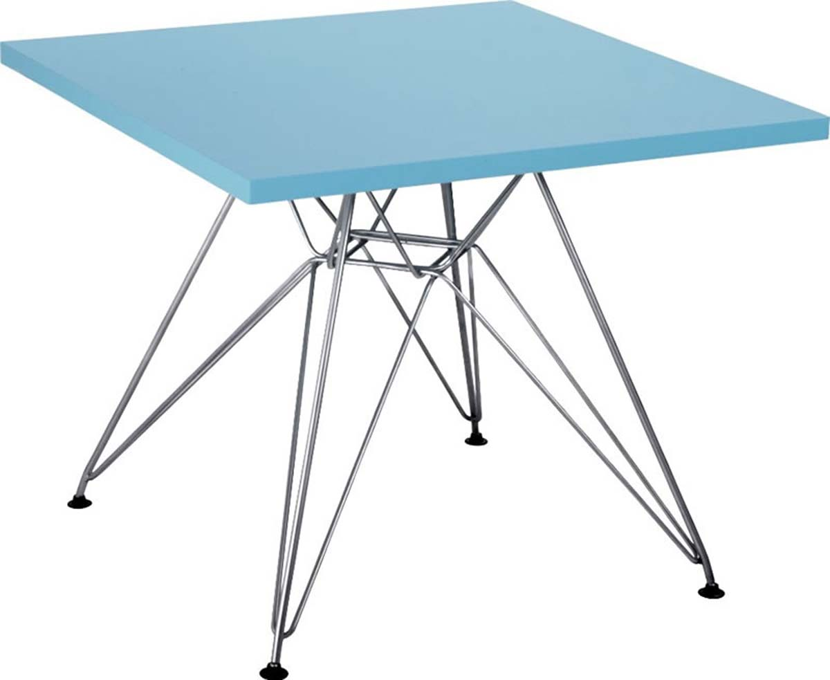 Zuo Modern Wacky Table - Blue