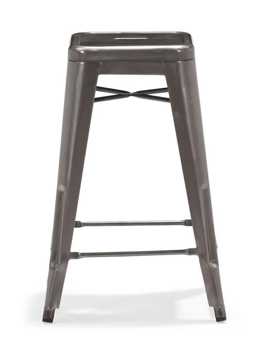 Zuo Modern Marius Counter Chair - Gunmetal