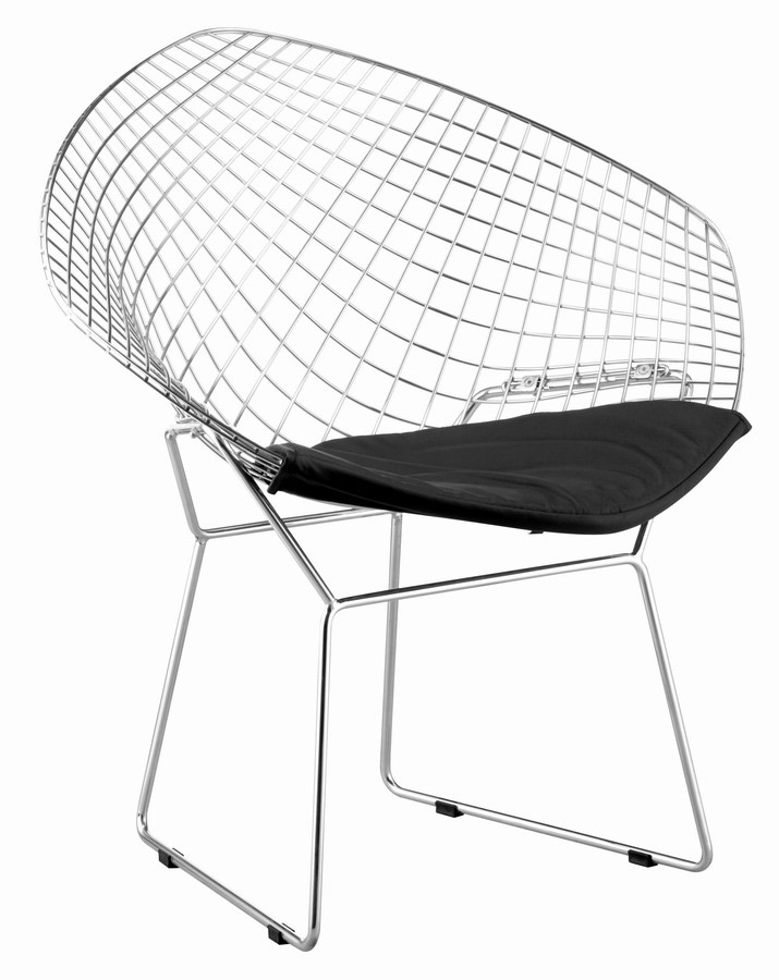 Zuo Modern Net Chair - Black