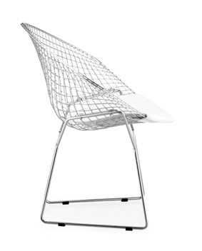 Zuo Modern Net Chair - White
