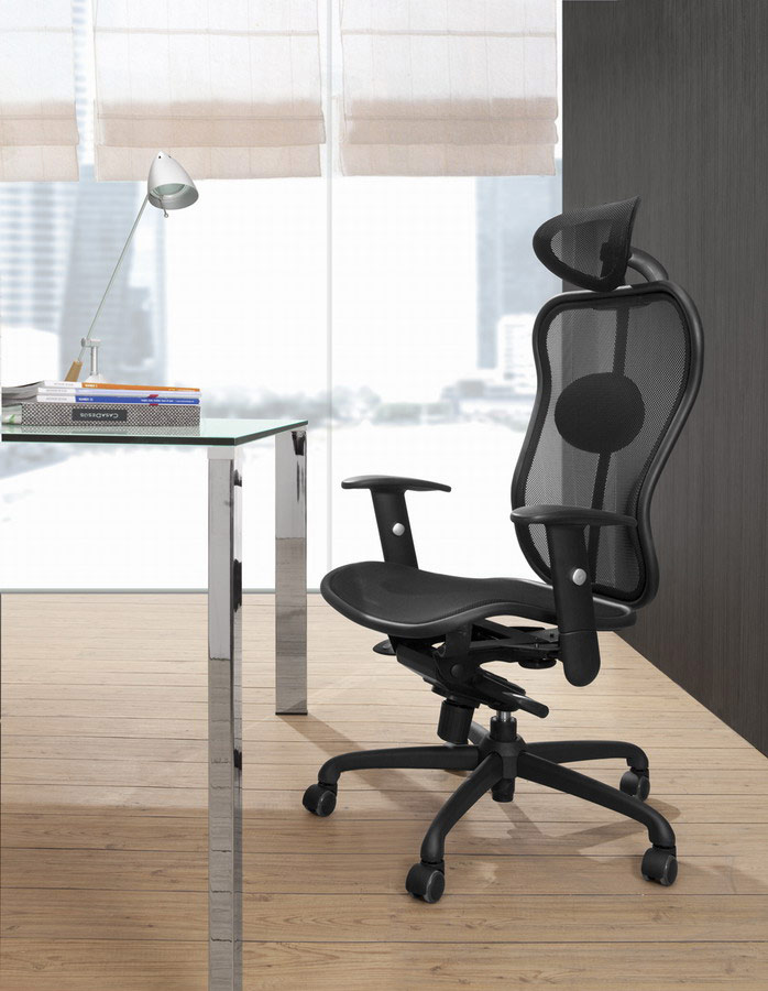 Zuo Modern Ceo Office Chair Black Zm 204001 At Homelement Com