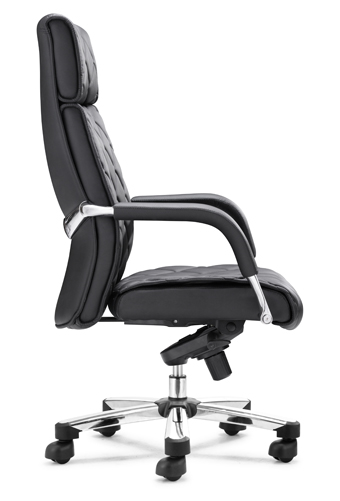 Regal Office Chair - Black - Zuo Modern