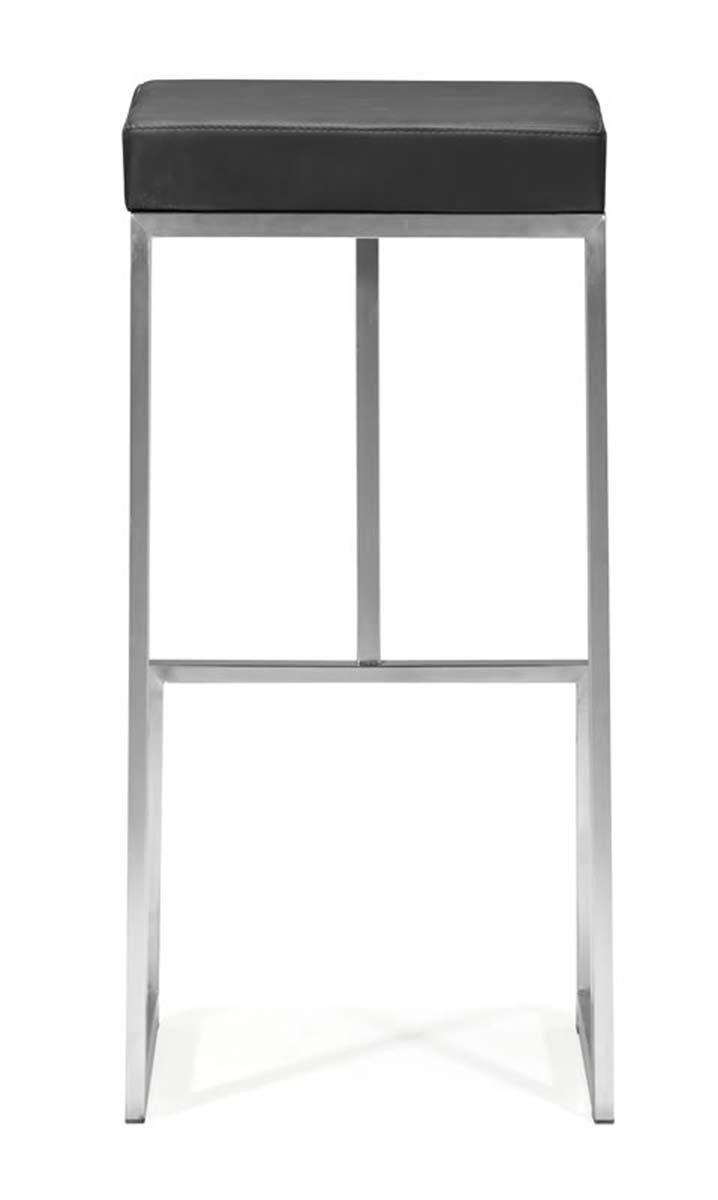 Zuo Modern Darwen Bar Chair - Black