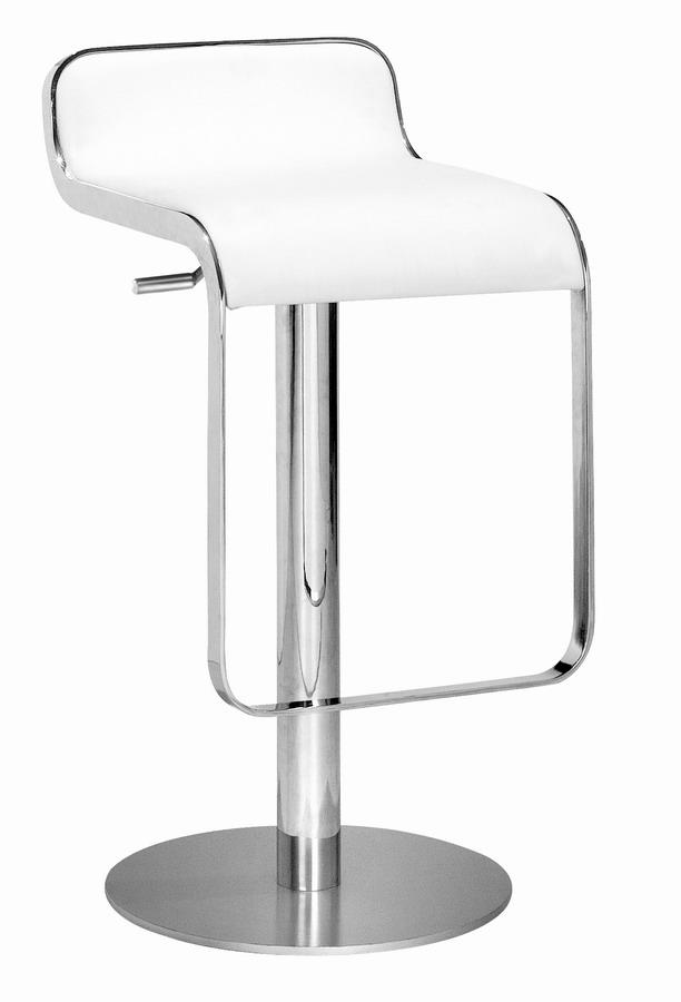 Zuo Modern Equino Barstool - White