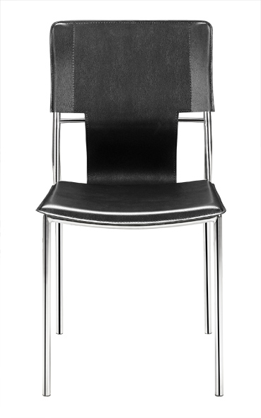 Zuo Modern Trafico Dining Chair - Black