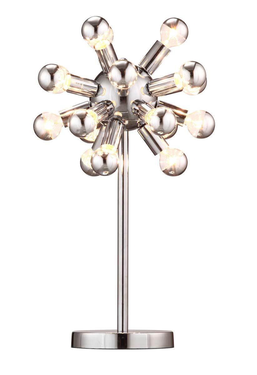 Zuo Modern Pulsar Table Lamp - Chrome