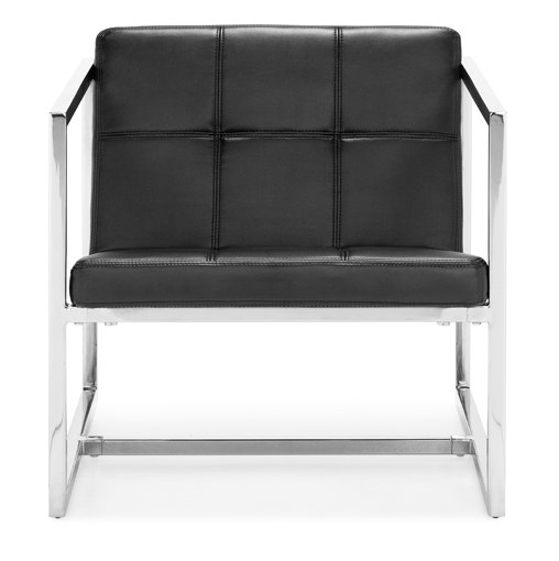 Zuo Modern Carbon Chair - Black
