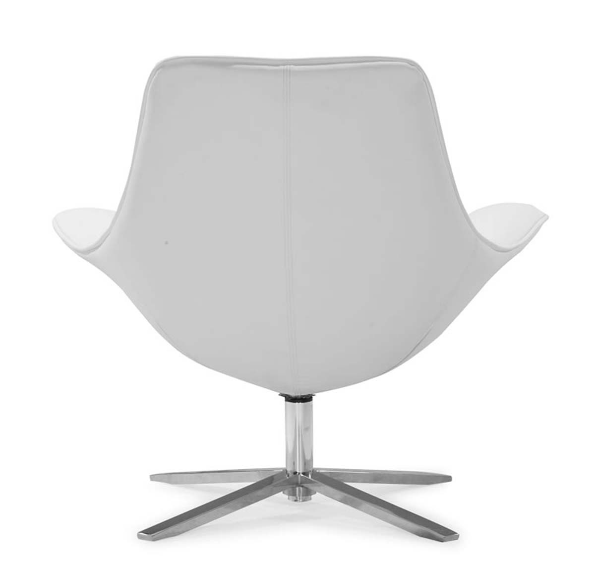Zuo Modern Vital Lounge Chair - White