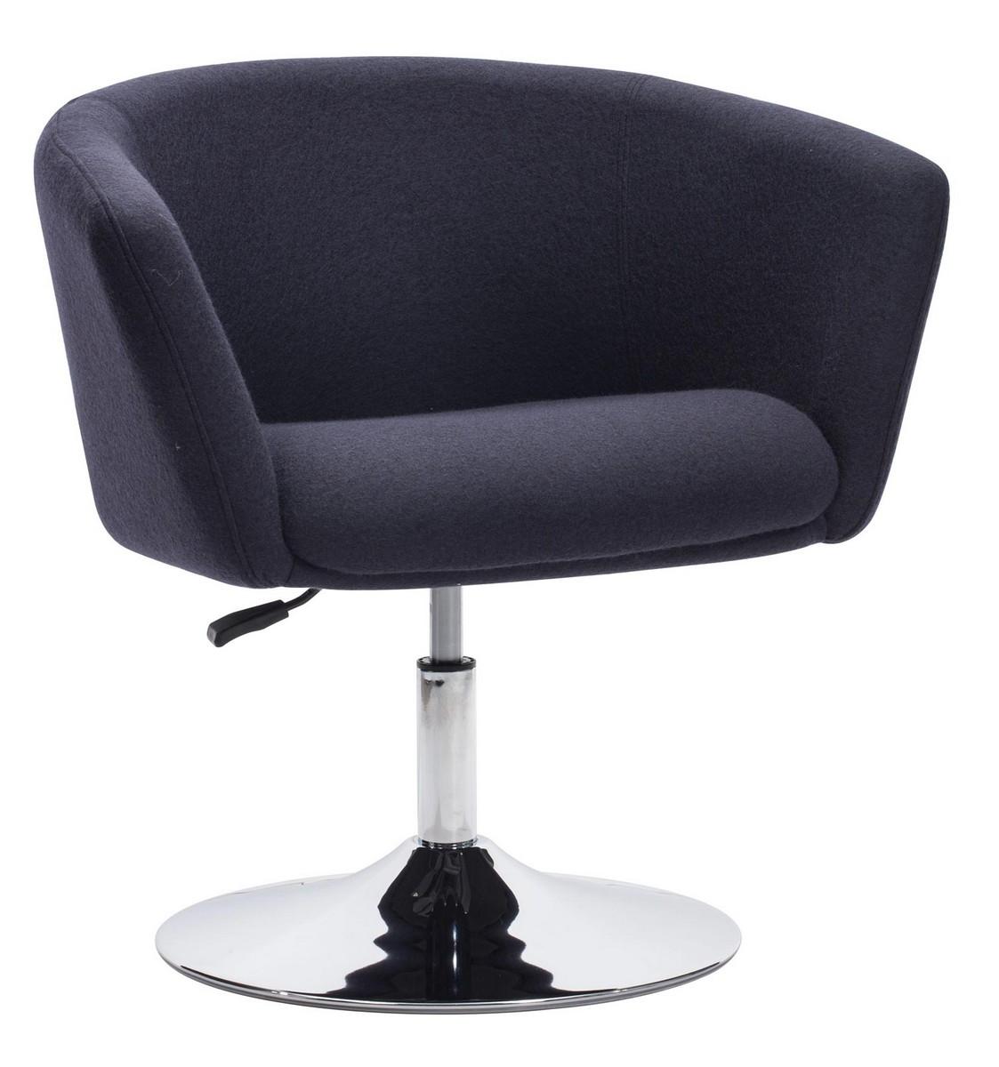 Zuo Modern Umea Occasional Chair - Iron Gray