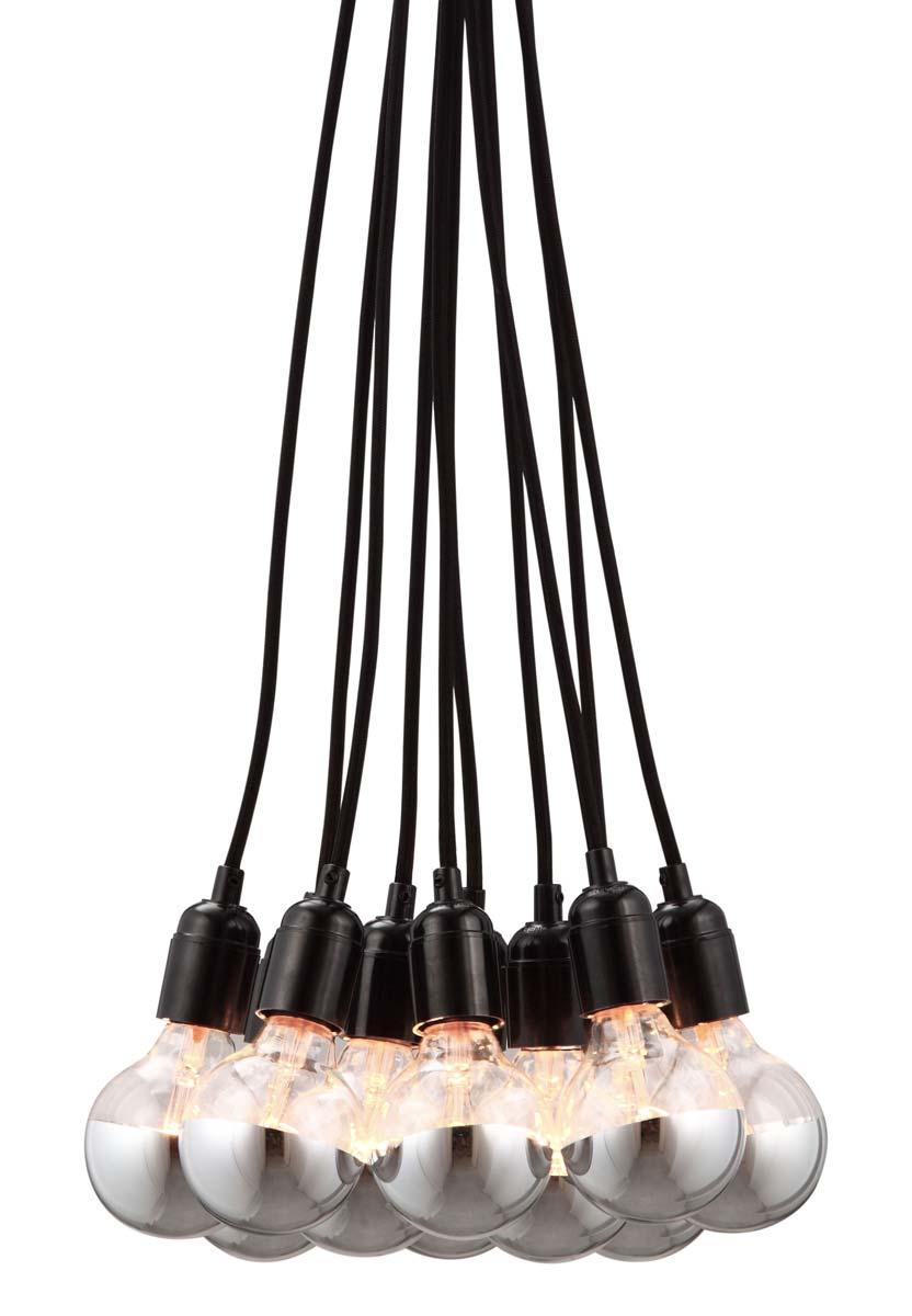 Zuo Modern Bosonic Ceiling Lamp - Black